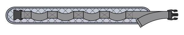 Schnittmuster Mini Deluxe Gehgurt