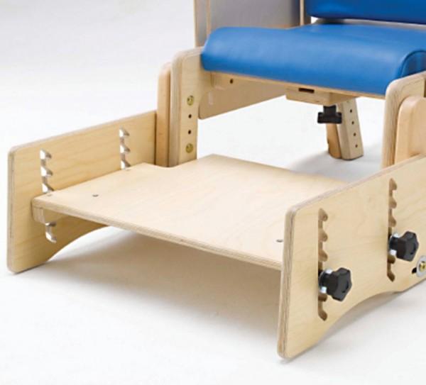 Verstellbares Fußbrett für Therapiestuhl Brookfield