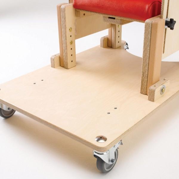 Mobiles Dolly-Untergestell für Therapiestuhl Heathfield
