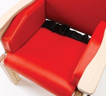 Hüftpolster für Therapiestühle - einfache Breite