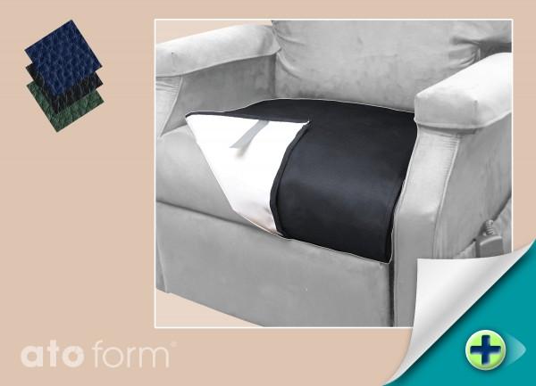 Wasserfester Sitzbezug für Aufstehsessel Kunstleder