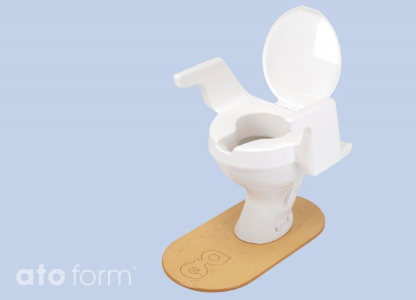 Enterprise Deluxe Toilettensitzerhöhung