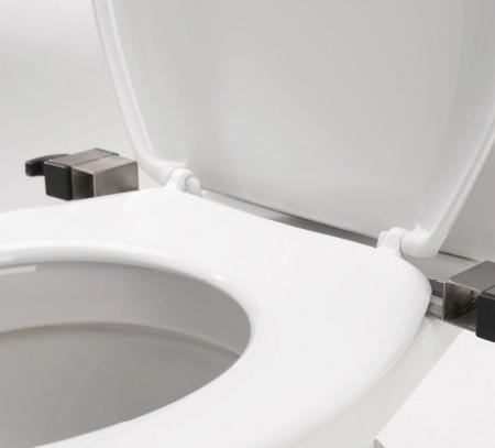Montageset für die Toilette