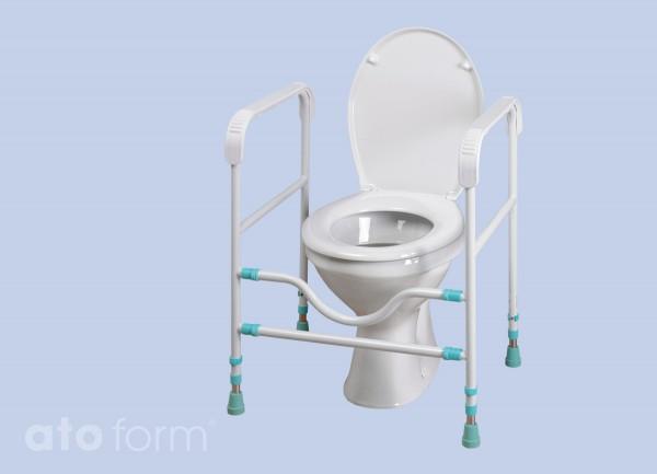 Toilettenstützgestell Prima mit Armauflagen