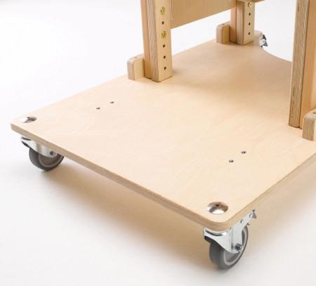Mobiles Dolly-Untergestell für Combi Toilettenstuhl