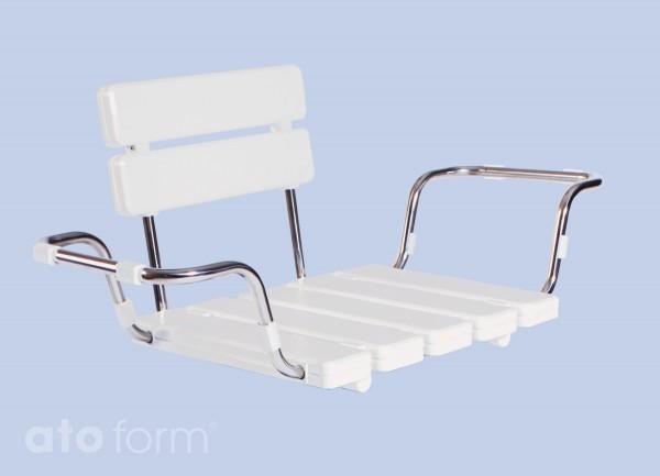 Obana Badewannensitz mit Rückenlehne