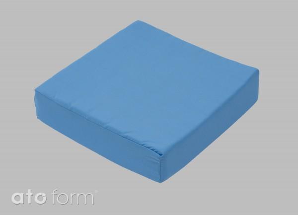 Waffel-Sitzkissen Baumwoll Bezug
