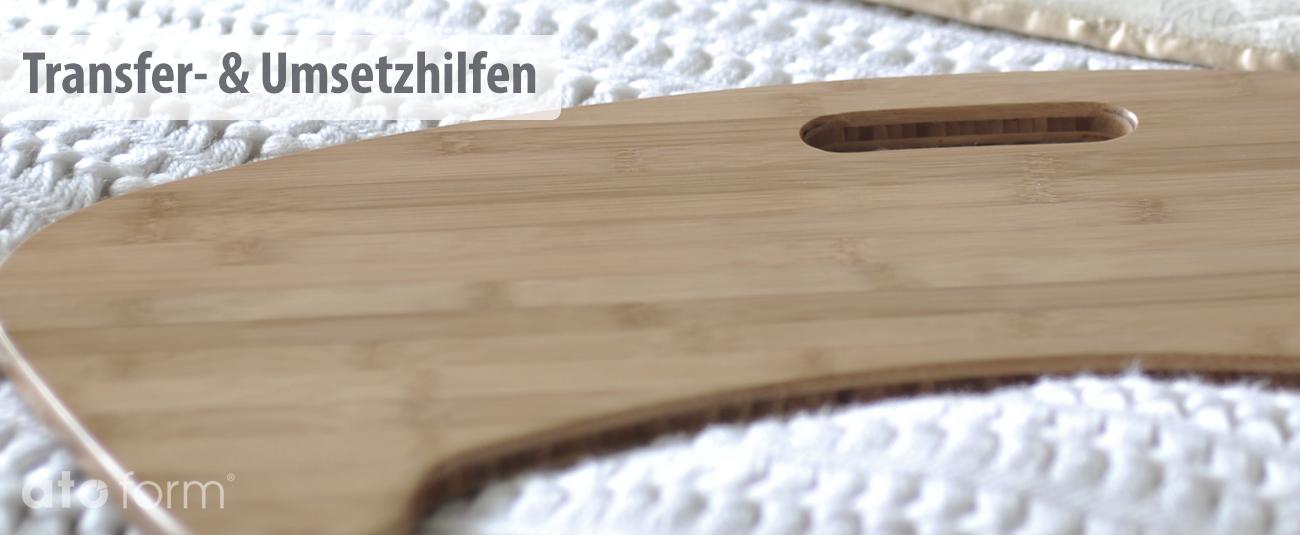 Transfer- & Umsetzhilfen