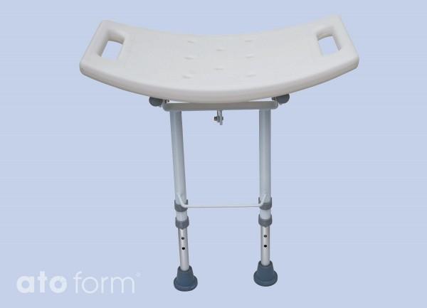 Obana Duschklappsitz mit Beinen