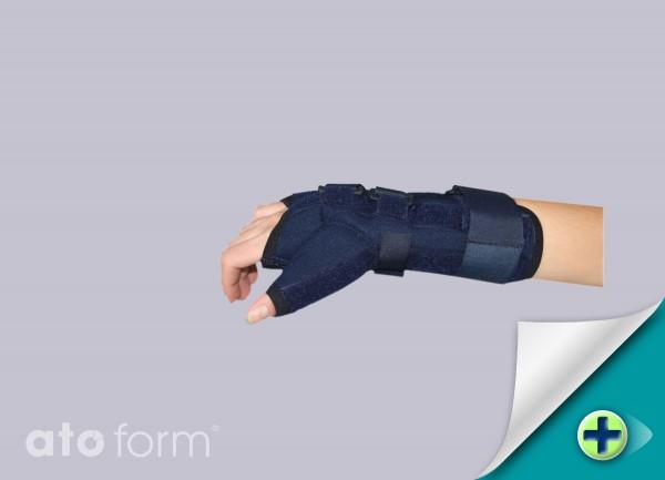 Handgelenkbandage mit Daumenschiene rechts