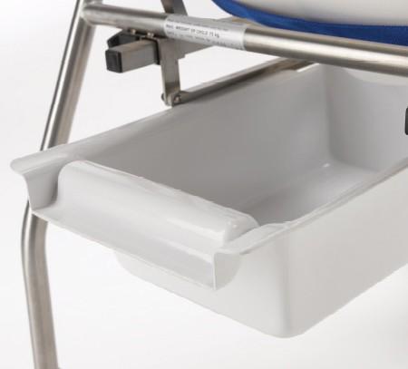 Toilettenschüssel für Toilettenstuhl Chailey