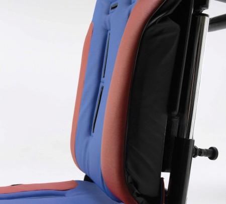 Rückenseitenpolster für Therapiestuhl Samba