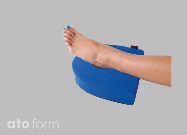 Lagerungskeil für Ferse mit elastischem Bezug