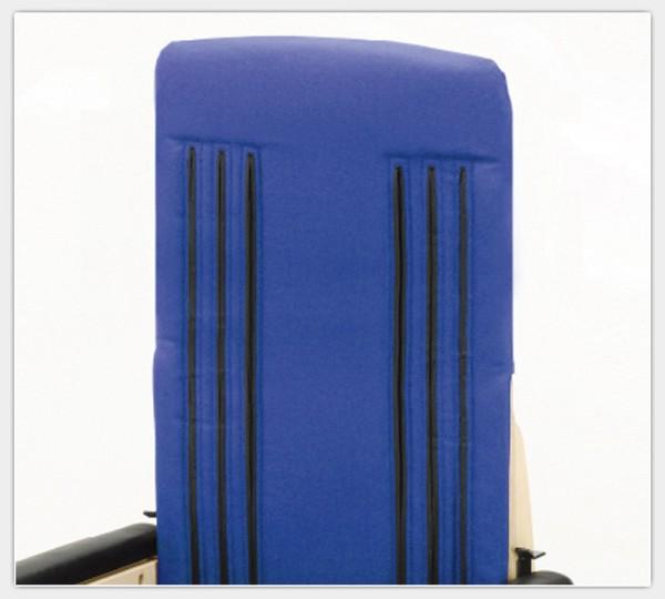 Verlängerter Rücken für Therapiesitz Hardrock