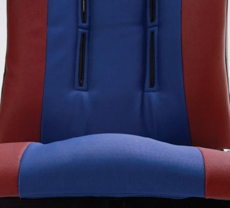 Zentraler Sitzkeil für Therapiestuhl Samba