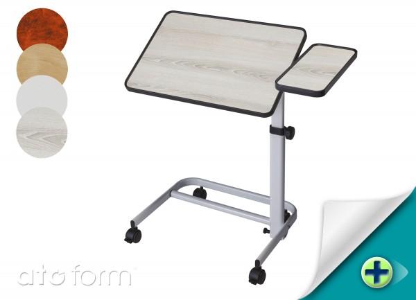 Bett-Tisch MK I mit Seitenplatte